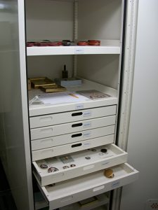 Archival / Object Museum Storage Cabinet