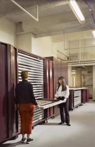 Flat File Museum Cabinets Delta Designs 07