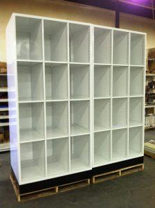 Custom Storage Museum Cabinets Delta Designs 02