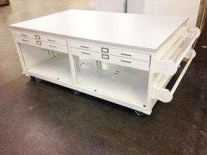 Historical Museum Cabinets – Delta Designs 01