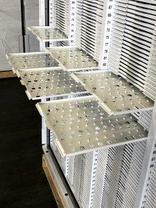 Microslide Storage Museum Cabinet – Delta Designs 02