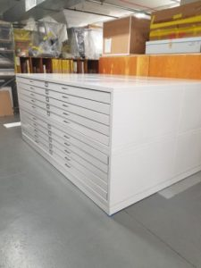 Oversize Custom Flat File