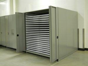 Flat Textile Storage