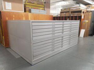 Oversize Flat File