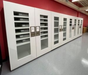 Maryland State Archives Museum Cabinets